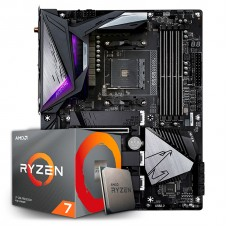 Kit Upgrade, AMD Ryzen 7 3700X, Gigabyte B550 Aorus Master