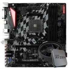 Kit Upgrade, AMD Ryzen 5 3400G + Asrock B450M Steel Legend + 16GB (2x8GB) DDR4 3000Mhz
