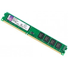 Memória DDR3 Kingston 4GB, 1333Mhz, KVR1333D3N9/4G