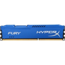 Memória DDR3 Kingston HyperX Fury, 8GB 1866MHz, Blue, HX318C10F/8