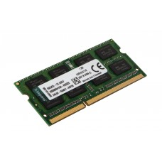 Memória DDR3 P/ Notebook Kingston, 8GB 1600Mhz, KVR16LS11/8