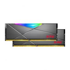 Memória DDR4 ADATA XPG SPECTRIX D50, 32GB(2x16GB), 4133MHz, Gray,AX4U413316G19J-DT50