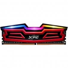 Memória DDR4 XPG Spectrix D40 RGB, 8GB 2400MHz, AX4U240038G16-SRS