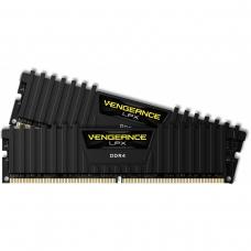 Memória DDR4 Corsair Vengeance LPX CMK8GX4M2B3000C15 8GB (2x4GB) 3000MHZ Black