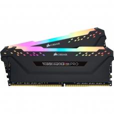 Memória DDR4 Corsair Vengeance RGB Pro 16GB (2x8GB) 3000MHz CMW16GX4M2C3000C15