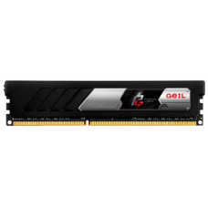 Memória DDR4 Geil Evo Phantom Gaming, 8GB 3000MHz, Black, GASF48GB3000C16ASC