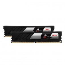 Memória DDR4 Geil EVO Spear Phantom Gaming (AMD), 16GB (2x8GB), 3200MHz, Black, GASF416GB3200C16BDC - IMP