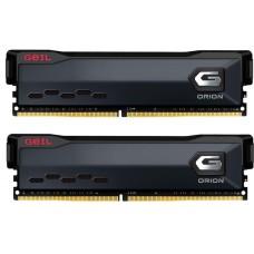 Memória DDR4 Geil Orion, 16GB (2x8GB) 3200MHz, Black, GAOG416GB3200C16ADC