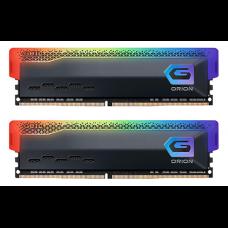 Memória DDR4 Geil Orion RGB, 16GB (2x8GB), 3000MHz, Gray, GAOSG48GB3000C16ASC x 2