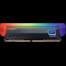 Memória DDR4 Geil Orion RGB, Edição AMD, 8GB, 3000MHz, Gray, GAOSG48GB3000C16ASC