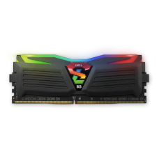 MEMÓRIA DDR4 GEIL SUPER LUCE, 16GB, 3000MHZ, BLACK, GALS416GB3000C16ASC