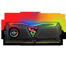 Memória DDR4 Geil Super Luce RGB, 8GB, 3600MHZ, GALS48GB3600C18BSC