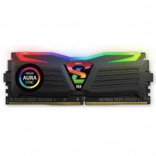 Memória DDR4 Geil Super Luce RGB, 8GB 3000MHZ, GLS48GB3000C16ASC