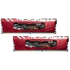 Memória DDR4 G.Skill Flare X, 16GB (2x8GB) 2400MHz, F4-2400C15D-16GFXR