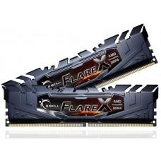 Memória DDR4 G.Skill Flare X, 16GB (2x8GB) 3200MHz, F4-3200C16D-16GFX