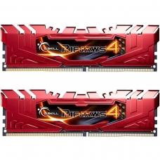 Memória DDR4 G.Skill Ripjaws 4, 16GB (2x8GB) 2666MHz, F4-2666C15D-16GRR