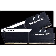Memória DDR4 G.Skill Trident Z, 16GB (2x8GB) 3600MHz, Black, F4-3600C17D-16GTZKW