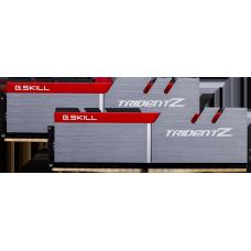 Memória DDR4 G.Skill Trident Z, 8GB (2x4GB) 3200MHz, F4-3200C16D-8GTZB