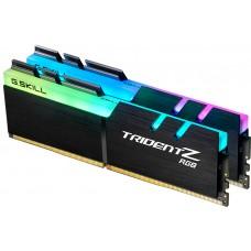 Memória DDR4 G.Skill Trident Z RGB, 16GB (2X8GB) 3000MHz, F4-3000C14D-16GTZR