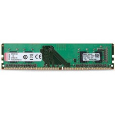 Memória DDR4 Kingston, 4GB, 2400Mhz, KVR24N17S6/4