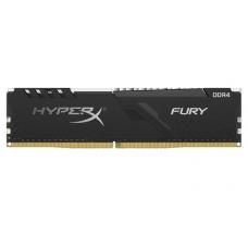 Memória DDR4 Kingston HyperX Fury, 16GB 2400MHz, Black, HX424C15FB3/16
