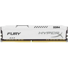 Memória DDR4 Kingston HyperX Fury, 16GB 3200MHz, White, HX432C18FW/16
