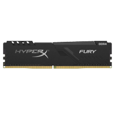 Memória DDR4 Kingston HyperX Fury, 16GB 3466MHz, Black, HX434C16FB3/16