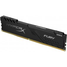 Memória DDR4 Kingston HyperX Fury, 4GB 3200MHz, Black, HX432C16FB3/4