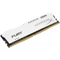 Memória DDR4 Kingston HyperX Fury, 8GB 2933MHz, White, HX429C17FW2/8