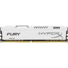Memória DDR4 Kingston HyperX Fury, 8GB 3466MHz, White, HX434C19FW2/8