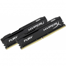 Memória DDR4 Kingston Hyperx Fury, 32GB (2X16GB) 2666MHz, HX426C16FBK2/32