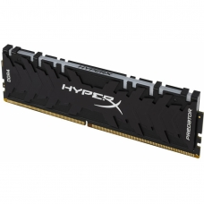 Memória DDR4 Kingston HyperX Predator RGB, 8GB 2933MHz, HX429C15PB3A/8
