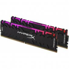 Memória DDR4 Kingston HyperX Predator RGB, 16GB (2x8GB) 2933MHz, Black, HX429C15PB3AK2/16