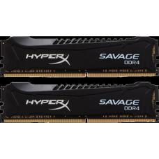Memória DDR4 HyperX Savage HX424C12SB2K2/16 16GB (2x8GB) 2400MHz