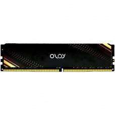 Memória DDR4 Oloy Cardinal, 8GB, 2666MHz, Black, ND4U0826190BB1SB