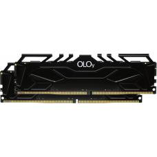 Memória DDR4 OLOy Owl Black, 16GB (2x8GB), 3000MHz, Black, MD4U083016BJSA x 2