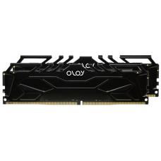 Memória DDR4 OLOy Owl Black, 32GB (2x16GB), 4000MHz, MD4U1640190DJ0DA