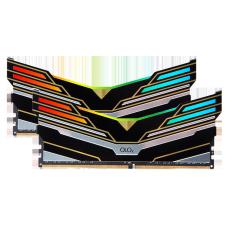 Memória DDR4 OLOy WarHawk Black, 16GB (2x8GB), 3000MHZ, RGB, MD4U083016BEDA