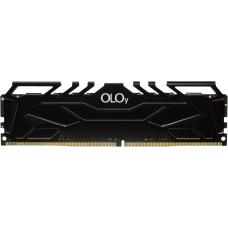 Memória DDR4 OLOy Owl Black, 8GB, 3600MHZ, ND4U083618BJSA