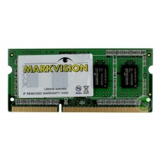 Memória DDR4 P/ Notebook Markvision, 8GB 2400Mhz, MVD48192MSD-24SV