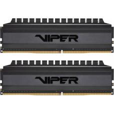 Memória DDR4 Patriot Viper 4 Blackout, 16GB (2X8GB) 3200MHz, Black, PVB416G320C6K