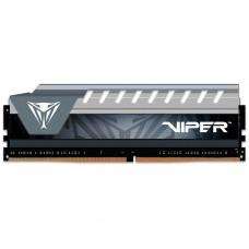 Memória DDR4 Patriot Viper Elite, 4GB 2400MHz, Cinza, PVE44G240C6GY