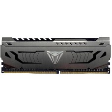 Memória DDR4 Patriot Viper Steel, 8GB 3000MHz, Black, PVS48G300C6