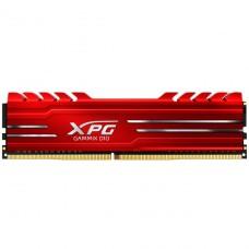 Memória DDR4 XPG Gammix D10, 8GB 3000Mhz, Red, AX4U3000W8G16A-SR10