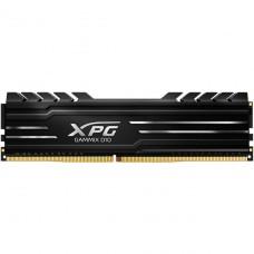 Memória DDR4 XPG Gammix D10, 8GB 3200Mhz, CL16, Black, AX4U32008G16A-SB10