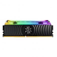 Memória DDR4 XPG Spectrix D80, 8GB, 3200Mhz, CL16, RGB, Black, AX4U320038G16A-SB80