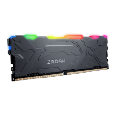 Memória DDR4 Zadak MOAB, RGB, 8GB, 3000MHz, ZD4-MO130C08-08GYG1