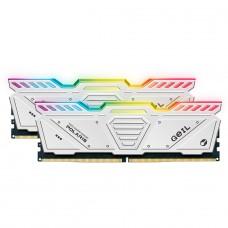 Memória DDR5 Geil Polaris, 16GB (2x8GB) 4800MHz, White, GOSW516GB4800C40DC