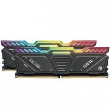Memória DDR5 Geil Polaris, 64GB (2x32GB) 4800MHz, Gray, GOSG564GB4800C40DC