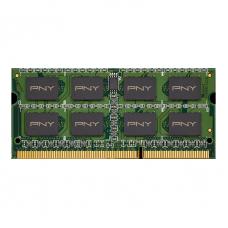 Memória Notebook DDR3 PNY Perfomance, 8GB , 1600MHZ, MN8GSD31600LV